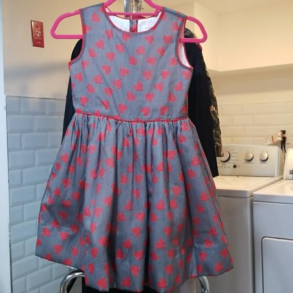 Rachel Riley Dresses Heart Dress Poshmark